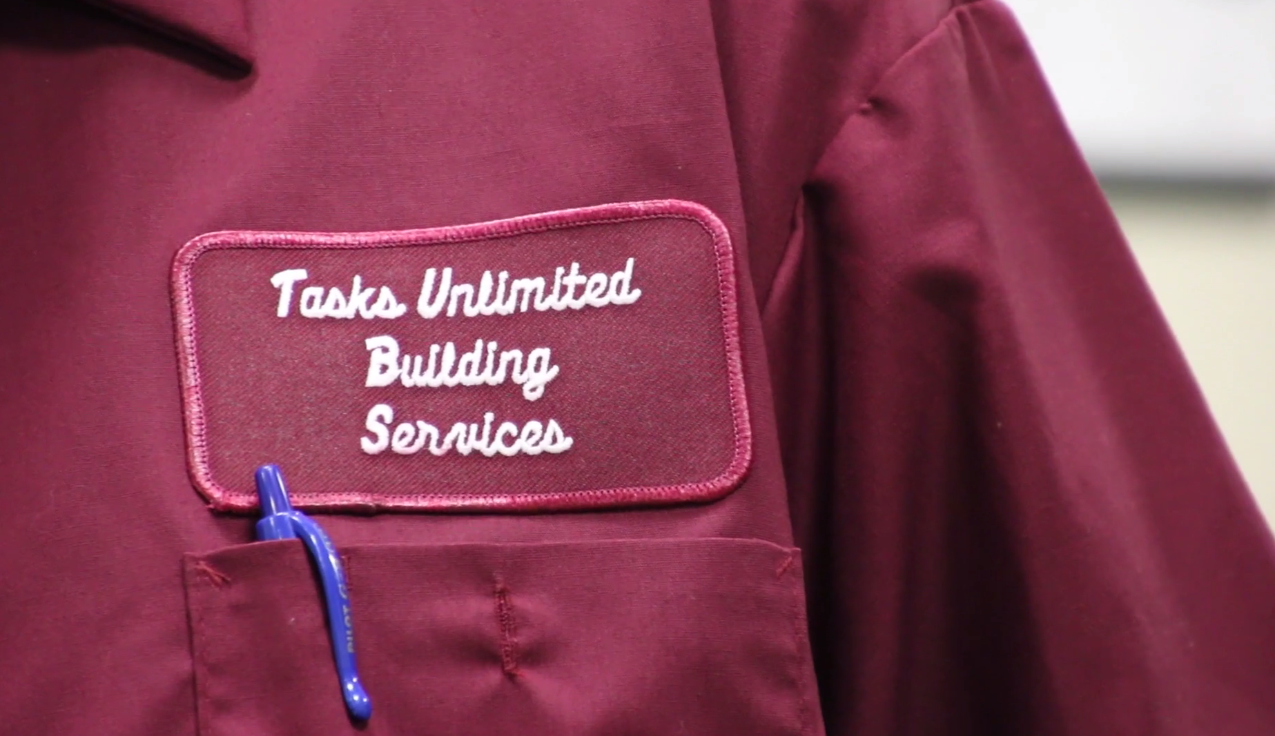 Tasks Unlimited Building Services Uniform